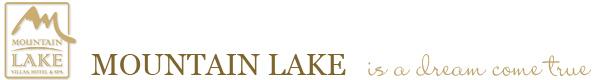 Mountain Lake hotel :: Маунтийн лейк хотел